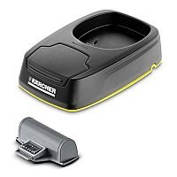 Karcher Window Vac WV5 Charging Station And Replaceable Battery 26331160