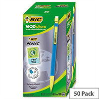 Bic Matic Mechanical Pencil 887719 Pack 50