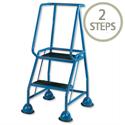 Steel Mobile Safety Steps