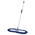 Charles Bentley Dustbuster Sweeper Snap Frame with Telescopic Handle 60cm SPC/DB60