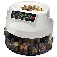 Safescan 1200 GBP Counter and Sorter Automatic 220 Coins/Minute
