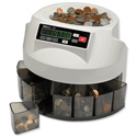 Safescan 1200 Coin Counter and Sorter Euro Automatic 113-0447