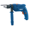 Draper Hammer Drill Adjustable-handle 3m Cable with Plug 500W 80001