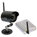 Philex Wireless Outdoor CCTV Camera Kit 380 Lines Resolution with Receiver 2xPower Ref 28002R