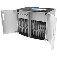Compulocks Solo Tablet Locking Charging Cabinet 16 Units Cabinet Unit CL-SOLO