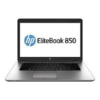 "HP EliteBook 850 G1 Notebook 15.6"" Core i5 4300U Windows 7 Pro 64-bit 4 GB RAM 500 GB HDD"