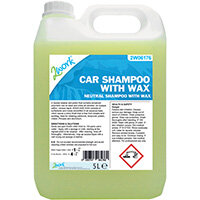 2Work Car Shampoo with Wax 5L 447