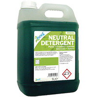 2Work Dishwasher Neutral Liquid Detergent 5 Litre Pack of 1