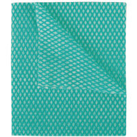 2Work Economy Cloths Green 42X35CM Pack of 50 CCGC42BDI