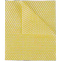 2Work Economy Cloths Yellow 42X35CM Pack of 50 CCYC42BDI