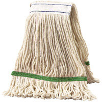 2Work 340g Multi Kentucky Mop Head Green Pack of 5 KDGN3405I