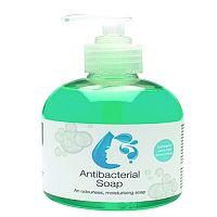 2Work Antibacterial Pump Hand Soap 300ml (Pack of 6) 2W30037
