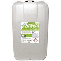 2Work Machine Dishwasher Liquid Detergent Liquid 20 Litre 314