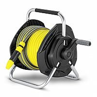 Karcher 25m Free Standing Wall Mounted Hose Reel 2.645-281.0