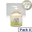 2Work Luxury Pearl Hand Soap 330Ml Pk6
