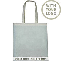 5oz Premium Natural Cotton Shopper Bag 30556921 - Customise with your brand, logo or promo text