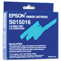 Epson S015262 Printer Ribbon Black for LQ2250 2500 860 1060