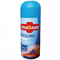 Treat & Ease Cooling Cold Spray 150ml Pack of 1