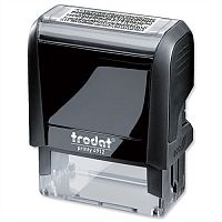 Trodat Identity Protection Stamp 46 x 18 mm 53905
