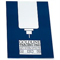 Goldline A4 Heavyweight Tracing Pad 50 Sheets GPT3A4Z