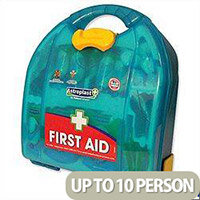 Wallace Cameron BS8599-1 Small First Aid Kit 1-10 Users