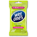 Wet Ones Cleansing Wipes Anti-Bacteria X5642710 Packed 12
