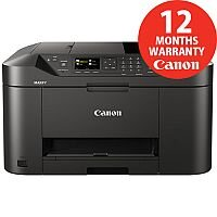 Canon MAXIFY MB2050 4 in 1 Multifunction Injet Printer Duplex WiFi