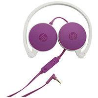 HP H2800 Headphones with mic