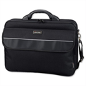 "17"" Laptop Case Black Nylon Lightpak Elite"