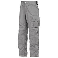 "Snickers CoolTwill Trousers Grey Waist 30"" Inside leg 30"" WW1"