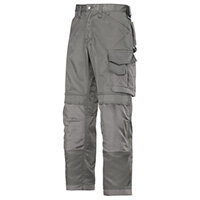 "Snickers DuraTwill Trousers Grey Waist 30"" Inside leg 30"" WW1"