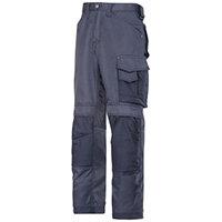 "Snickers DuraTwill Trousers Navy Waist 30"" Inside leg 30"" WW1"