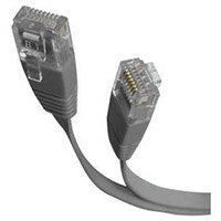 Cisco - Network cable - RJ-45 (M) to RJ-45 (M) - 8 m - flat - grey - for TelePresence MX300 G2