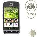 Doro Liberto 820 mini Black Steel Android 32GB SIM FREE