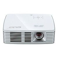 Acer K135i DLP projector - 3D - with Acer UWA3 Wireless adapter