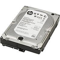 "HP - Hard drive - 4 TB - internal - 3.5"" - SATA 6Gb/s - 7200 rpm - buffer: 128 MB - for Workstation Z1 G2, Z230, Z440, Z640, Z8 G4, Z840"