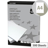 A4 High White 80gsm Premium Copier Paper Ream of 500 Sheets 5 Star
