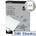 A4 Copier Paper 80gsm Smooth High White 500 Sheets 5 Star