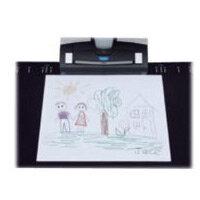 Fujitsu scanner Background plate