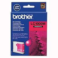 Brother LC-1000M Magenta Ink Cartridge LC1000M