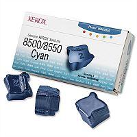 Xerox 8500 8550 Cyan Ink Sticks 108R00669 Pack 3