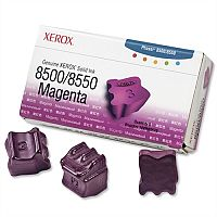 Xerox 108R00670 Ink Sticks Magenta for Phaser 8500 8550 Pack 3