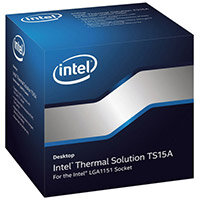 Intel Thermal Solution BXTS15A - Processor cooler - (for: LGA1151)