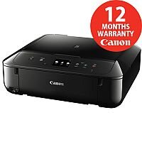 Canon PIXMA MG6850 Colour Inkjet Multifunction Printer Duplex WiFi