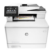 HP Color LaserJet Pro MFP M477fnw Multifunction Colour Laser Printer