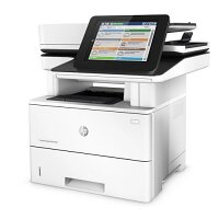 HP LaserJet Enterprise Flow MFP M527c Multifunction Printer