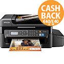 Epson EcoTank ET-4500 4 in 1 Inkjet Printer Wireless