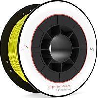 BQ PLA Filament Sunshine Yellow 1.75mm Weight: 1 kg 3D Printer Filament