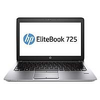"HP EliteBook 725 G2 AMD A series A8 PRO-7150B 4 GB DDR3L RAM 128 GB SSD 12.5"" LED Screen Win 8.1 Pro/Win 7 Pro 64-bit"