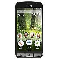 Doro Liberto 825 black 4G LTE 8 GB GSM Smartphone